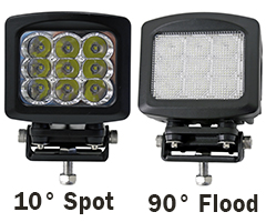 18W LED Lights