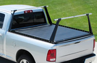 Adarac works with truck bed covers