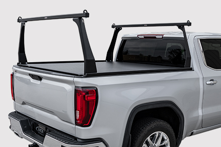 Inside Rail Tonneau Cover