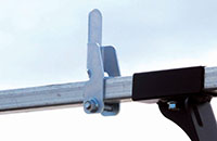 Truck Rack with tie down rail