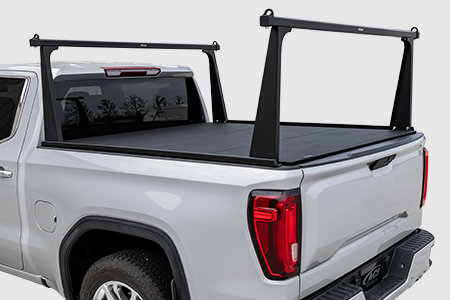 Low Profile Tonneau Design