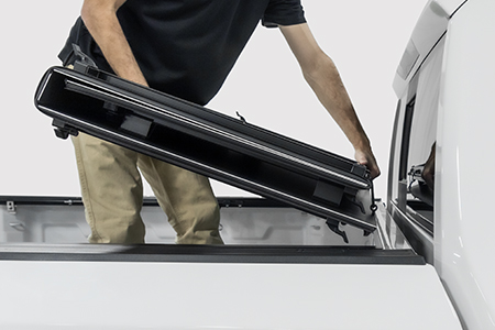 Easy Tonneau Removal