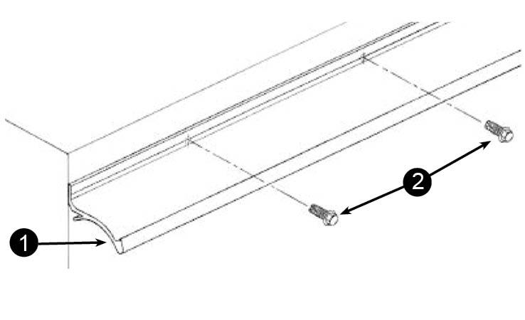 Latch Plate Semi Roll Tarp Latch Plate Agri Cover