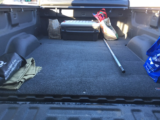 ACCESS<sup>®</sup> Truck Bed Mat Customer Review
