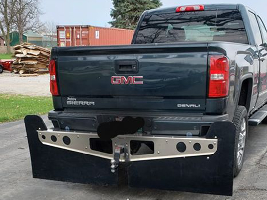 ROCKSTAR™ 2XL Hitch Mounted Mud Flaps Customer Review