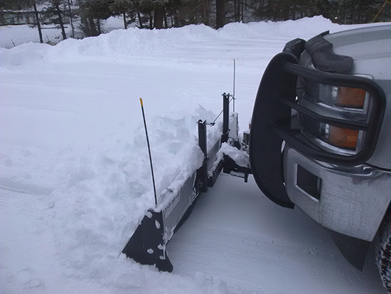 SNOWSPORT<sup>&reg;</sup> HD Utility Plow Customer Review
