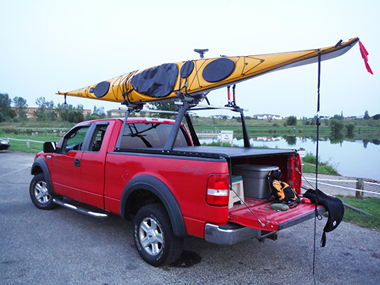 ACCESS<sup>®</sup> ORIGINAL Roll-Up Cover & ADARAC™ Truck Bed Rack Combo Customer Review