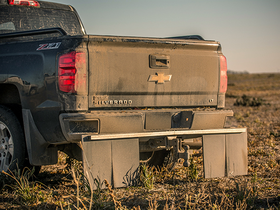 ROXTER™ Hitch Mounted Mud Flaps Customer Review