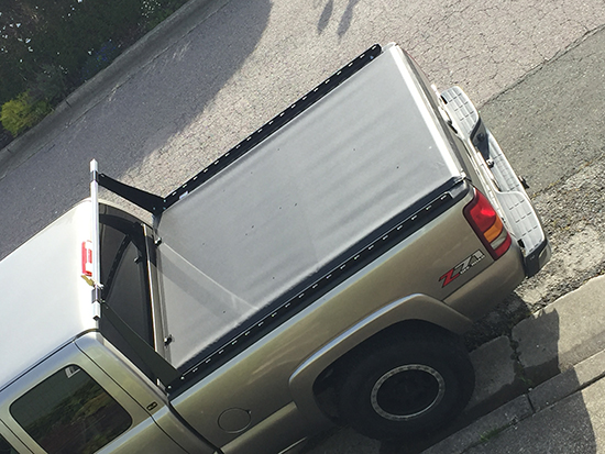 ACCESS<sup>&reg;</sup> LORADO<sup>&reg;</sup> Roll-Up Cover & ADARAC&trade; Truck Bed Rack System Combo Customer Review