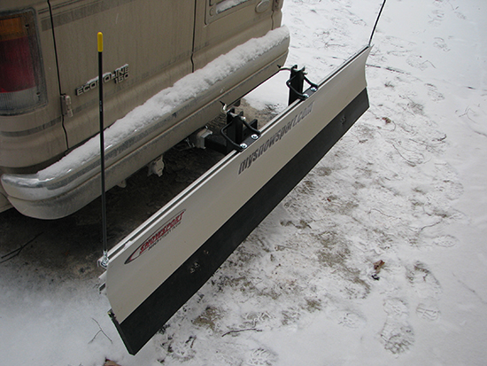 SNOWSPORT<sup>&reg;</sup> 180 Utility Plow Customer Review