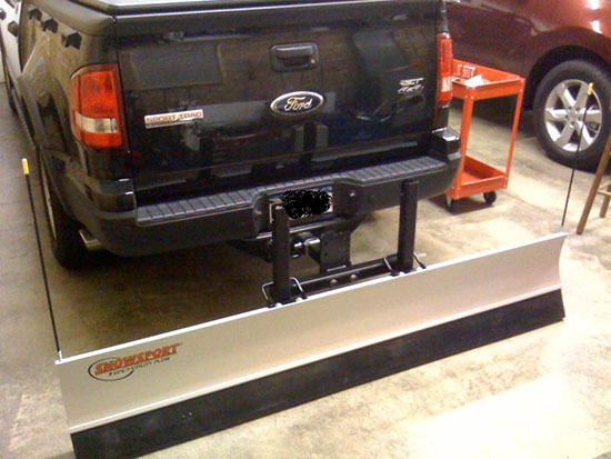 SNOWSPORT� 180 Utility Plow Customer Review