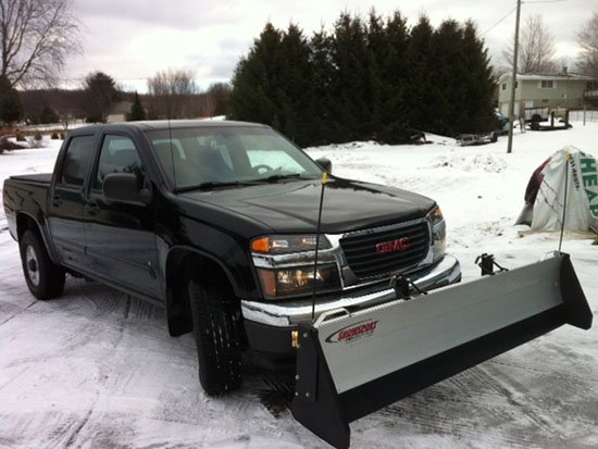 SNOWSPORT® HD Utility Plow Customer Review