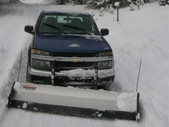 SNOWSPORT<sup>®</sup> HD Utility Plow Customer Review
