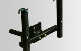 ATV or UTV Plow Push Frame