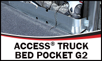Access� Truck Bed Pockets G2