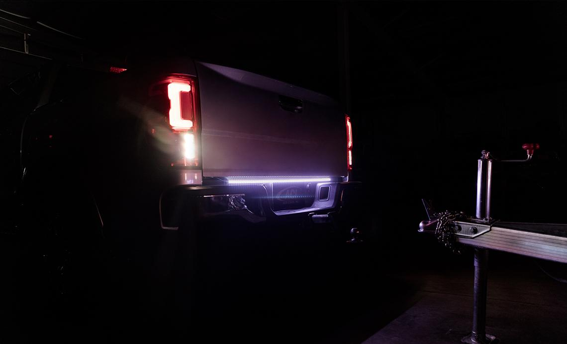 Using LED Back-Up Light