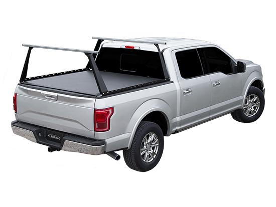 Access Original Roll Up Cover Adarac Truck Bed Rack Combo
