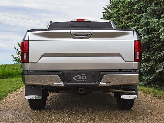 Universal Fitted Mud Flaps