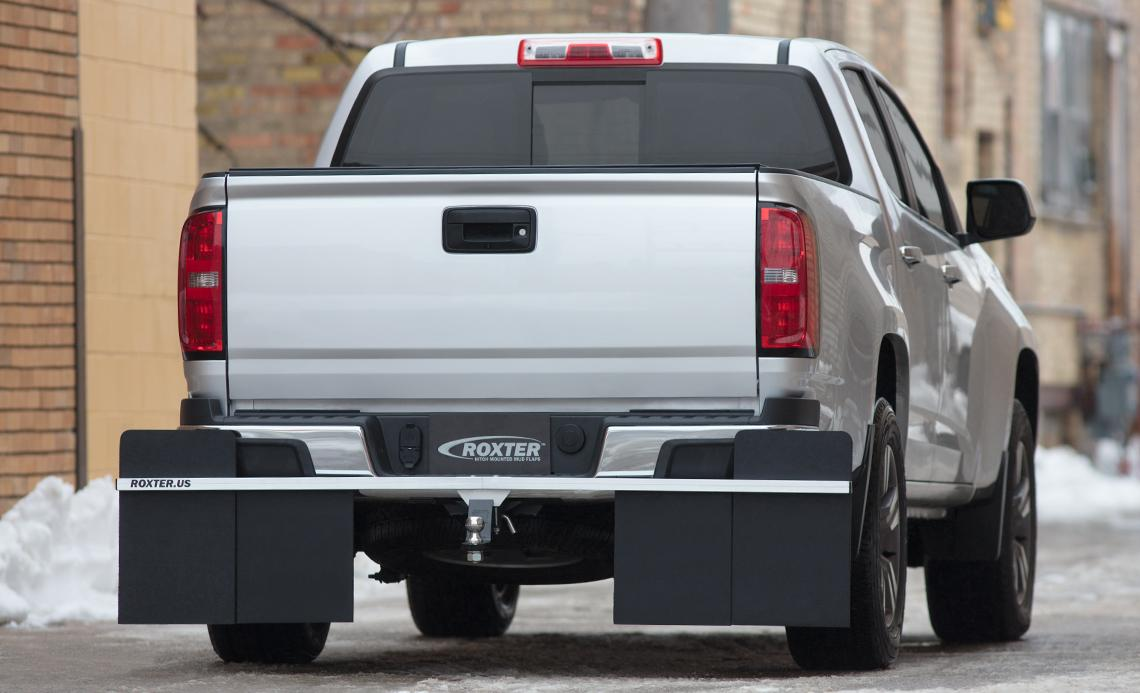 ROXTER Hitch Mounted Mud Flaps 2