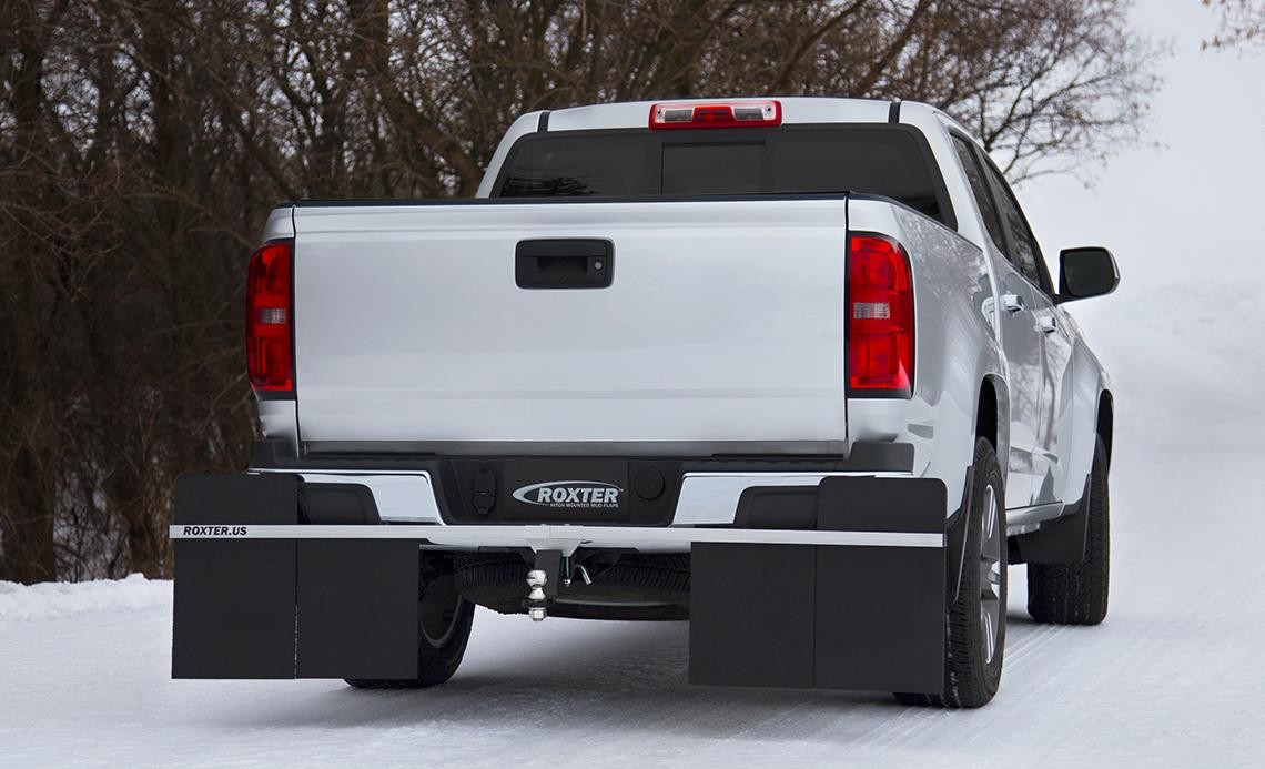 ROXTER Hitch Mounted Mud Flaps 5