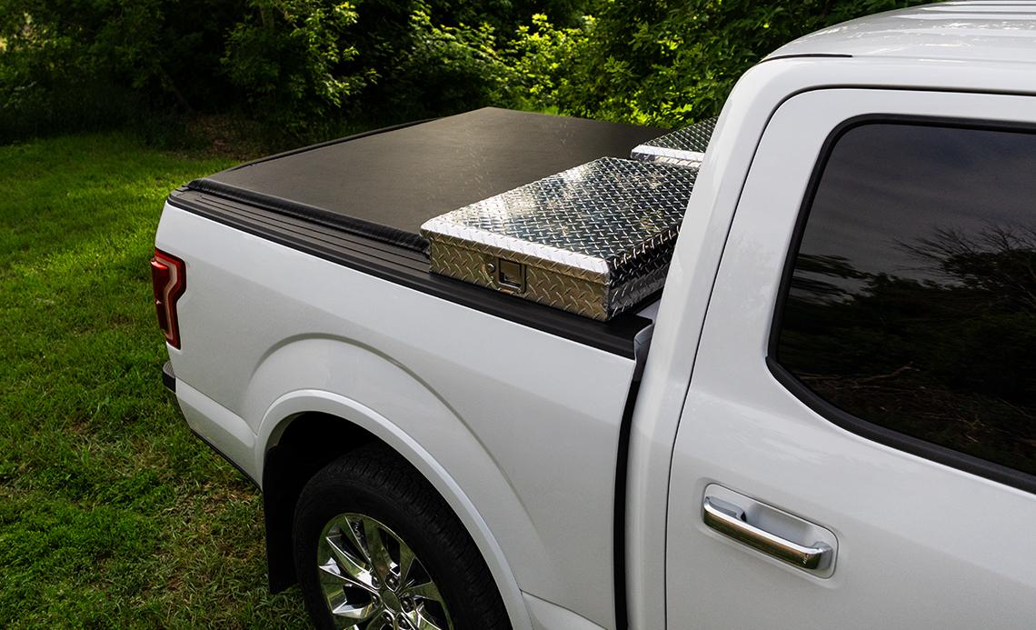 Access Toolbox Tonneau Cover Toolbox Truck Bed Covers