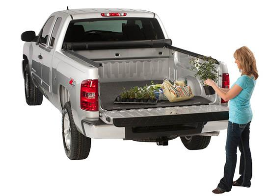 ACCESS Truck Bed Mat and Flowers