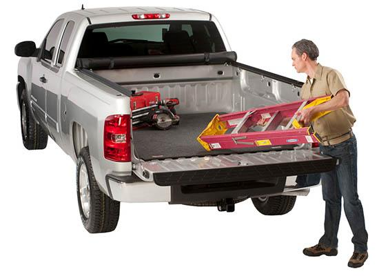 ACCESS Truck Bed Mat and Ladder