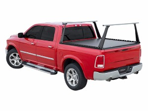 ACCESS<sup>&reg;</sup> LORADO<sup>&reg;</sup> Roll-Up Cover & ADARAC&trade; Truck Bed Rack System Combo