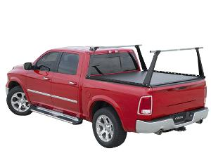 ACCESS® LORADO® Roll-Up Cover & ADARAC™ Truck Bed Rack System Combo