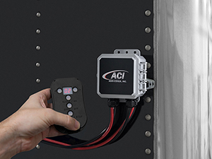 AGRI-COVER™ Switch and Remote Control
