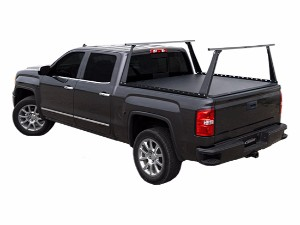 ACCESS<sup>&reg;</sup> LIMITED Roll-Up Cover & ADARAC&trade; Truck Bed Rack System