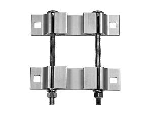 "ROCKSTAR™ 2-1/2"" Ball Mount Clamp with Hardware"