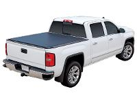 Vanish Tonneau on GMC Sierra Truck