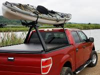 Adarac Truck Bed Kayak Rack