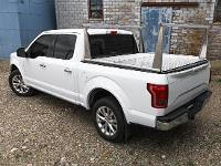 Adarac Truck Ruck and Lomax Tonneau Cover Combo