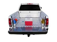 Diamond Plate Truck Bed Pocket and EZ-Retriever