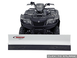 SNOWSPORT� All Terrain Plow