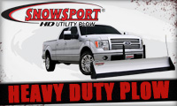 SnowSport� HD Utility Plow