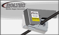 Electric Motor Kits For Roll Tarp Systems Wireless