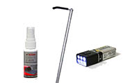 October Promotion (70950 - EZ-Retriever II, 80198 - 2oz Cover Care & 80327 - 9V LED Light)